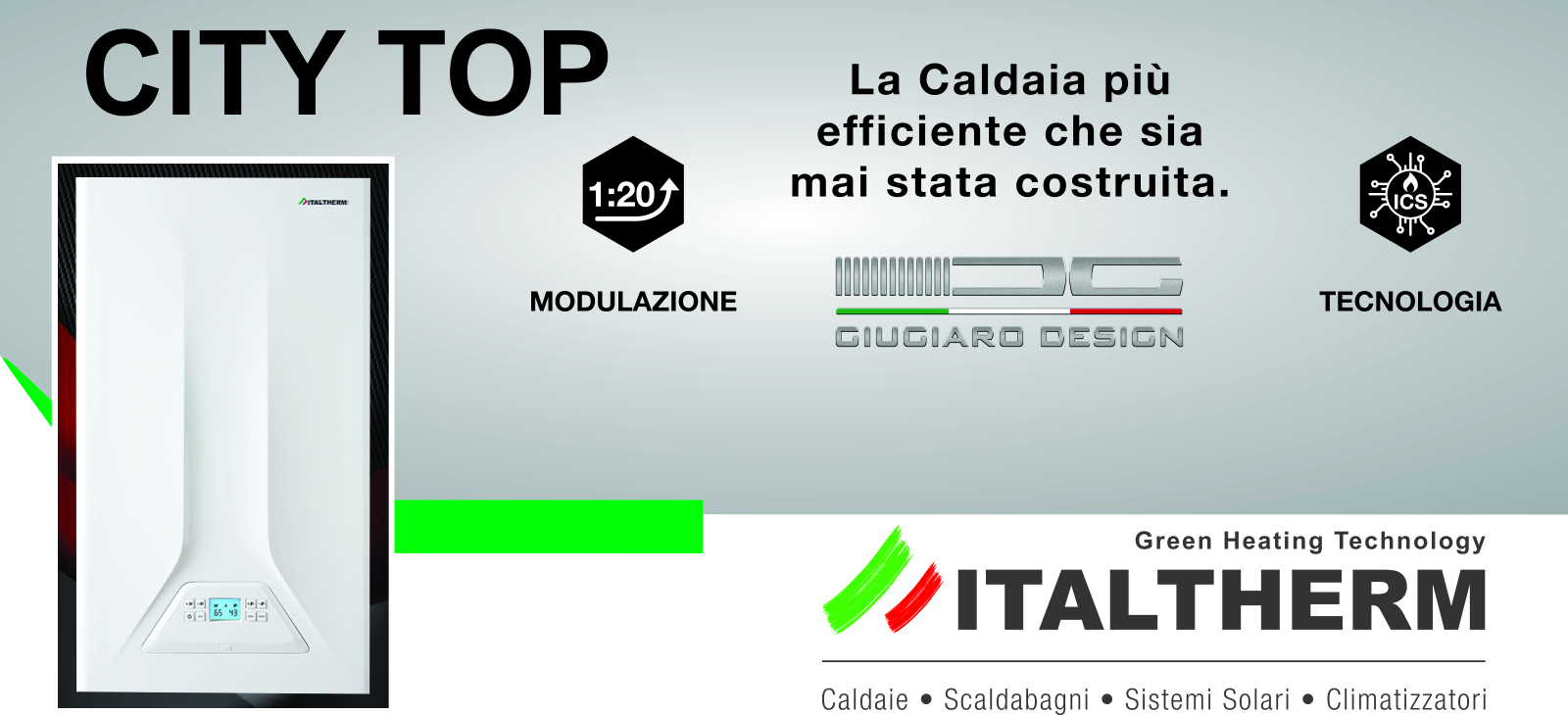 Italtherm City Top